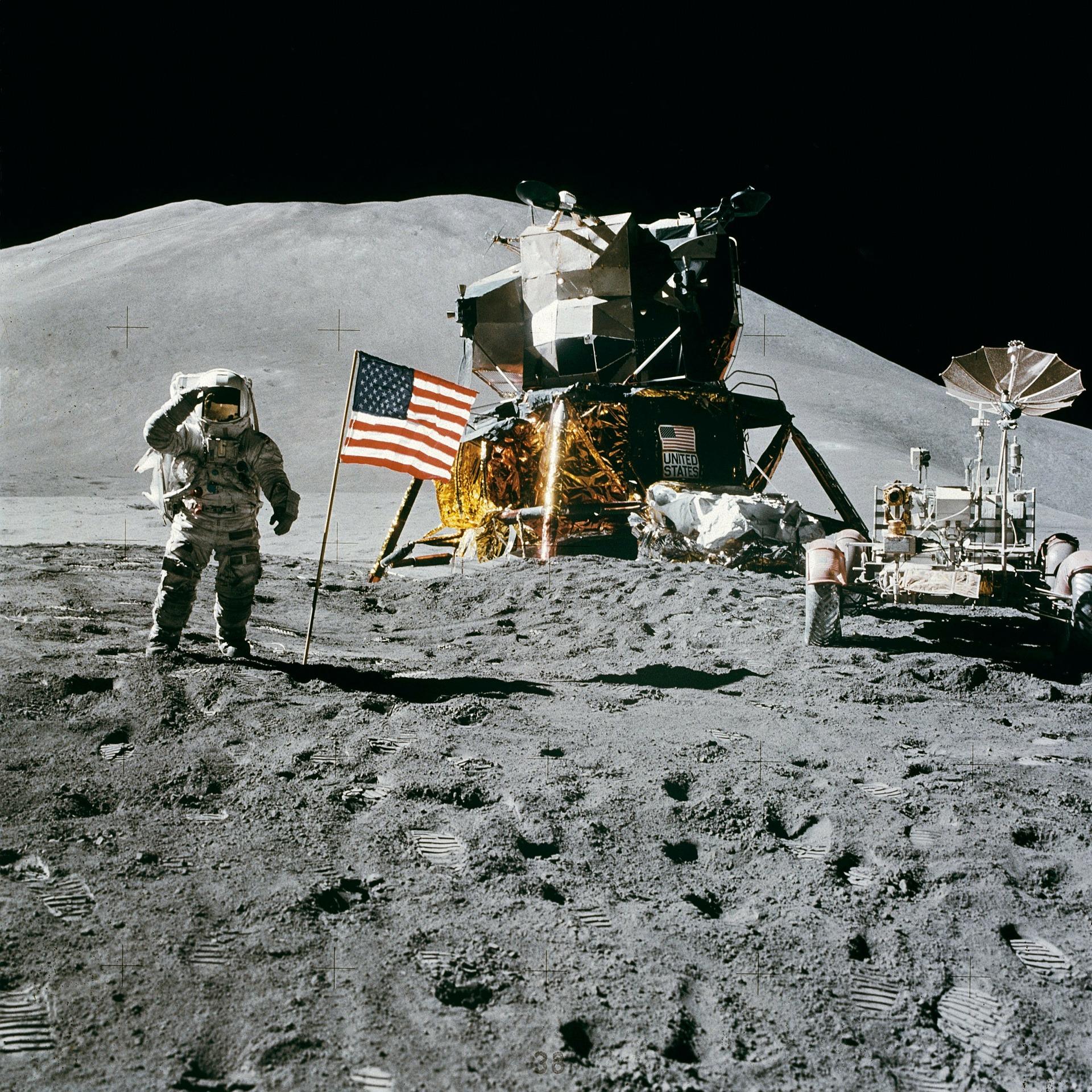 Eine Mondbasis – Zukunftsmusik oder schon heute möglich?